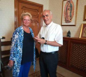 visita al Vescovo di Noto (2)