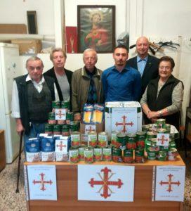 foto donazione rappresentanza Cuneo