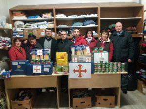 foto donazione delegazione Cuneo