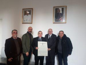 incontro con il Vescovo di Piazza Armerina