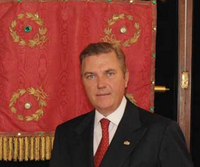 GRAN MAESTRO S.A.R. il Principe Carlo di Borbone delle Due Sicilie, Duca di Castro e Capo della Real Casa