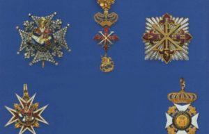 """Volume """"Ordres de Chevalerie de la Maison Royale de Bourbon des Deux Siciles"""""""