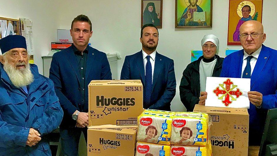 """SICILE: ACTIVITES POUR LE PROJET """"BRICIOLE DI SALUTE"""""""