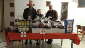 SICILY: CHARITABLE ACTIVITIES AND THE LITURGY OF THE IMMACULATE CONCEPTION