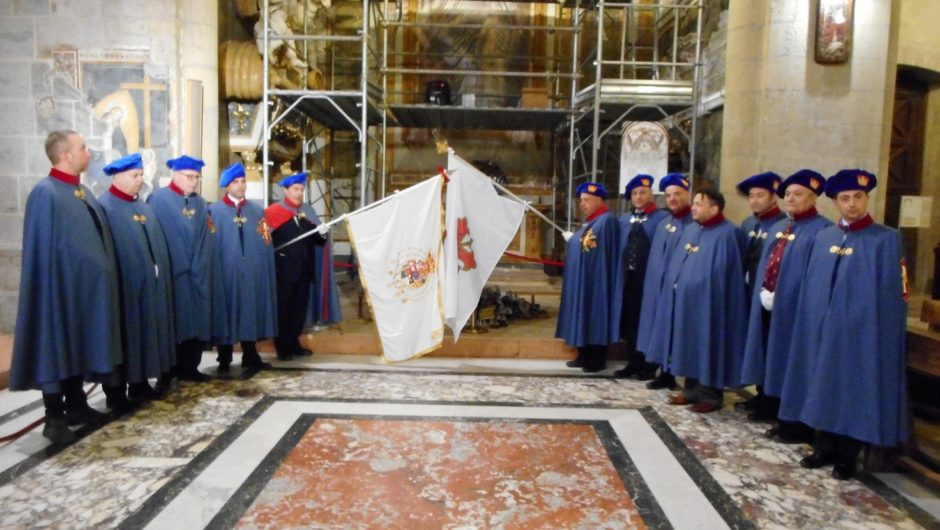 NAPLES AND CAMPANIA: MASS IN HONOUR OF KING CHARLES