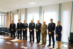 Signing of the Memorandum of Understanding between the DIRECTORATE GENERAL FOR MILITARY STAFF and  SMOC