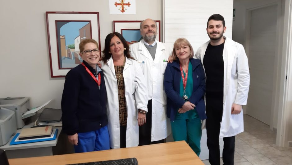 AMBULATOIRE A SALERNE