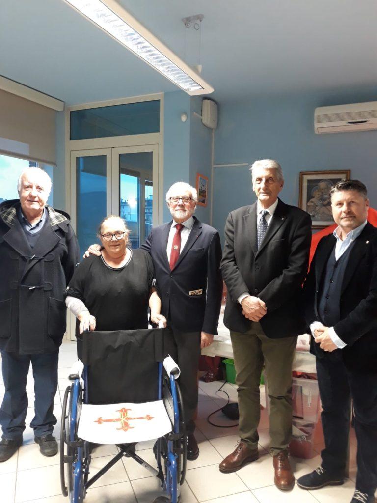 TUSCANY: DONATION IN PISA