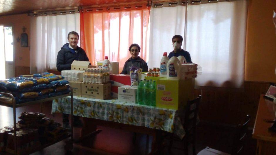 """SICILIA: DONACION EN ENNA Y EL PROYECTO """"BRICIOLE DI SALUTE"""" EN ACIREALE"""