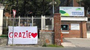 Covid-19: donation de l'Ordre Constantinien Charity Onlus à la nouvelle unité de soins intensifs de l'hôpital Cotugno de Naples