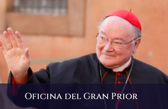 Sagrada Orden Militar y Constantiniana de San Jorge - Oficina del Gran Prior