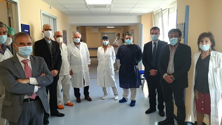 SICILY: TWO FELLOWSHIPS HAVE BEEN FUNDED AT THE SPECIAL DENTISTRY DEPARTMENT OF ACIREALE HOSPITAL