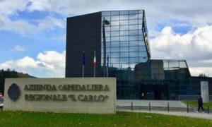 Donation de l'Ordre Constantinien Charity à l'hôpital San Carlo de Potenza