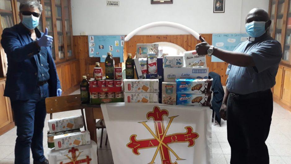 """TOSCANE: DONATION POUR LE PROJET """"BRICIOLE DI SALUTE"""""""