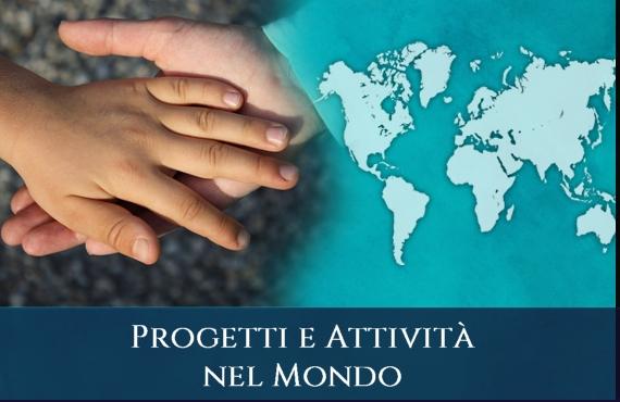 Sacro Militare Ordine Costantiniano di San Giorgio - Progetti e Attività nel Mondo