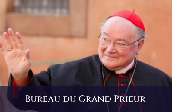 Ordre Sacré et Militaire Constantinien de Saint Georges - Bureau du Grand Prieur