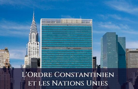 Ordre Sacre et Militaire Constantinien de Saint-Georges et les Nations Unies