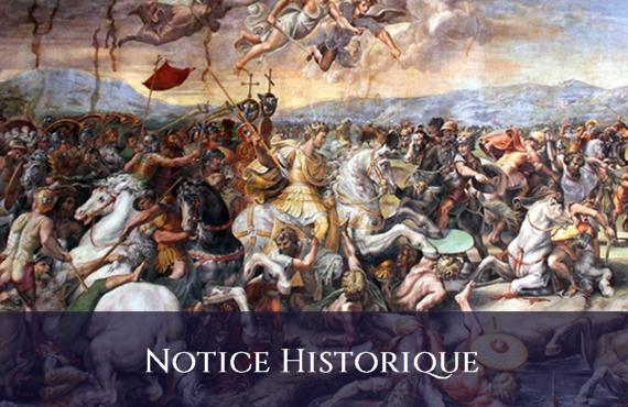 Ordre Sacré et Militaire Constantinien de Saint Georges - Notice Historique