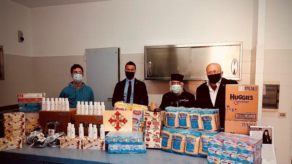 """SICILE: LES DONATIONS DU PROJET """"BRICIOLE DI SALUTE"""" CONTINUENT"""
