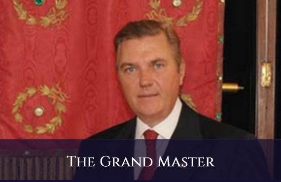 Sacred Military Constantinian Order of Saint George - the Grand Master