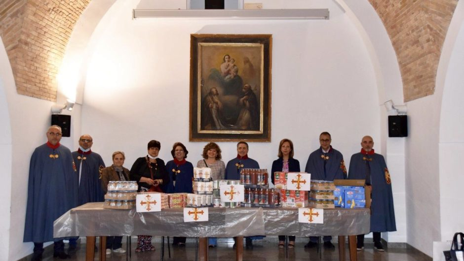 BASILICATA: CELEBRATION AND DONATION IN PISTICCI