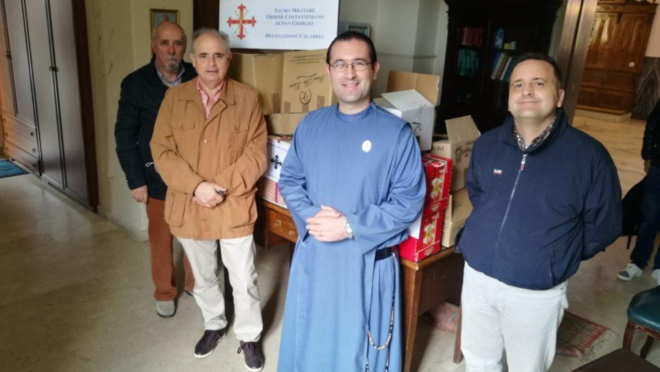 CALABRIA: DONATION IN PELLEGRINA