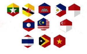 Delegazione del Sudest Asiatico