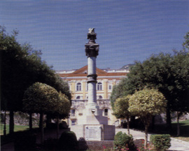El jardin estilo italiano y Belvedere